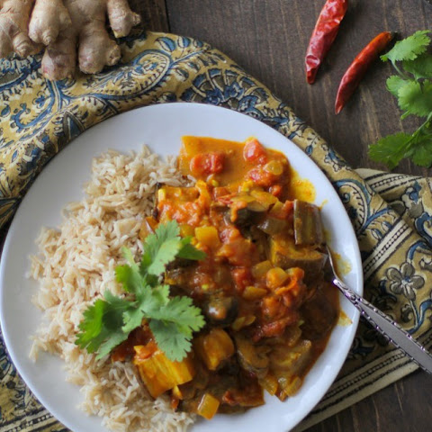 Indian Vegetarian Mushroom Curry Recipes Yummly