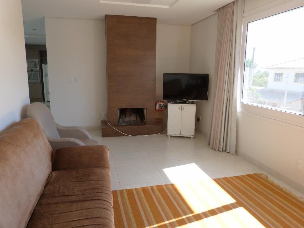 Casa 3 Dorm, Cacupé, Florianópolis (CA0291) - Foto 9