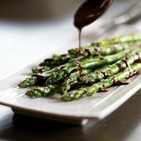 Grilled Coffeehouse Asparagus