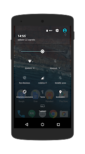 Transparent - RRO/Layers Theme- screenshot thumbnail