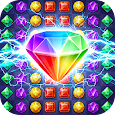 Jewels Crush Legend - Match 3 Puzzle