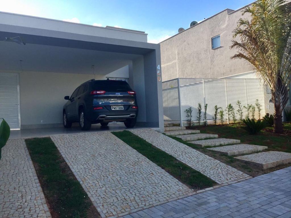 Casa residencial à venda, Jardim Botânico, Uberlândia.