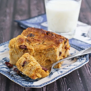 Bread Pudding Egg Whites Skim Milk Recipes