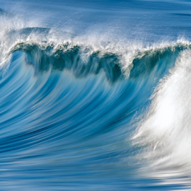 Dragon's Shiner by Clive Wright - Landscapes Waterscapes ( water, wave, sea, ocean )