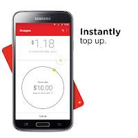 Screenshot of Snapper Mobile