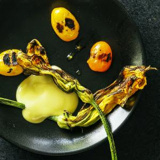 Grilled Squash Blossoms Recipes