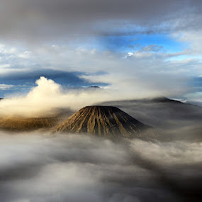 bromo by Pungky K - Landscapes Mountains & Hills