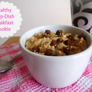 Healthy Deep-Dish Breakfast Cookie