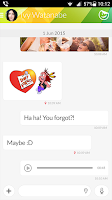 Screenshot of Jongla - Instant Messenger