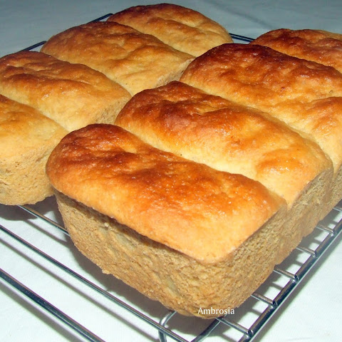 Whole Wheat and Maize Bread