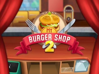 My Burger Shop 2 - Fast Food Restaurant Game APK for Ubuntu