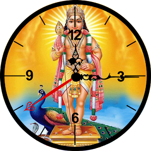 Murugan Clock Wallpaper Free