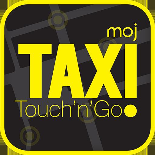 Android aplikacija mojTaxi Touch 'n' Go na Android Srbija