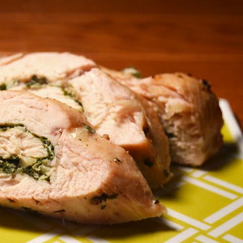 Herb-Stuffed Turkey Breast