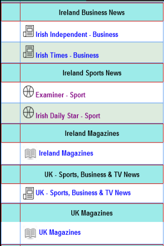 Ireland News APK