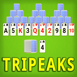 TriPeaks Solitaire Epic Icon