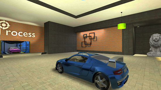 Game Tuning Car Racing APK for Kindle