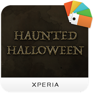 Xperia™ Haunted Halloween Theme