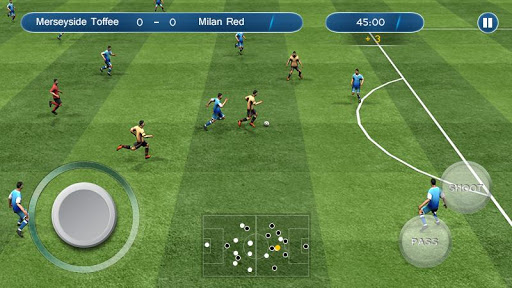 Ultimate Soccer - Football screenshot 1