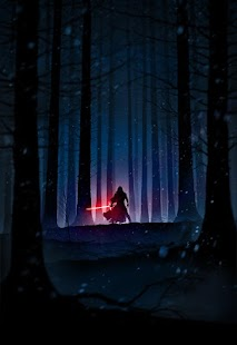 "Star Wars Wallpapers ""Fan Art"" - screenshot"