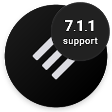 Swift Black Substratum Theme 7.4 Apk