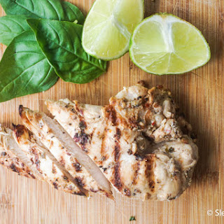 Basil Lime Chicken Grill Recipes