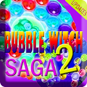 Guide GO BUBBLE Witch2 Saga