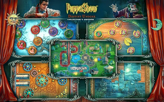 Puppet show destiny full apk 1 0 free puzzle games for How much does it cost to buy a fishing license