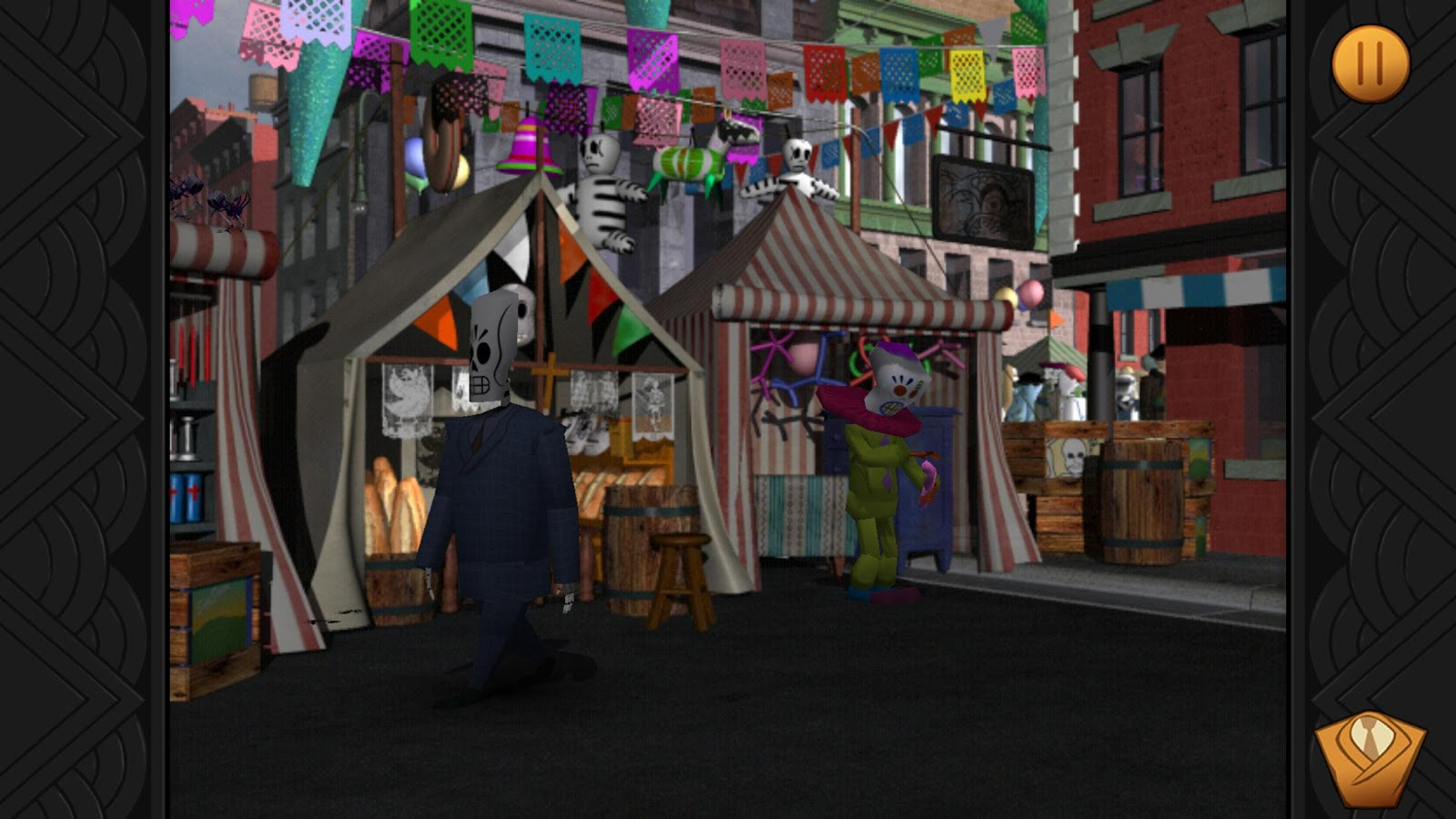 Grim Fandango Remastered Screenshot 8