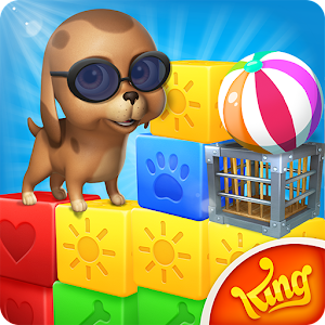 Pet Rescue Saga APK Cracked Download