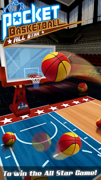 Basketball By 3DGames APK screenshot thumbnail 3