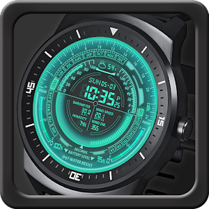 V09 WatchFace for Android Wear