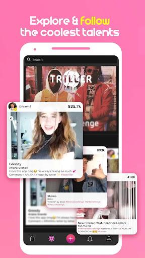 Triller - Music Video Maker screenshot 4