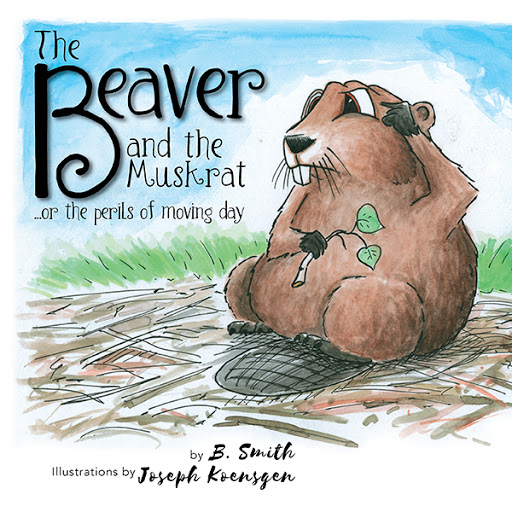 The Beaver and the Muskrat cover