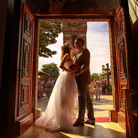 bride,groom by Dejan Nikolic Fotograf Krusevac - Wedding Bride & Groom ( vencanje, krusevac, svadba, vrnjacka banja, fotograf )