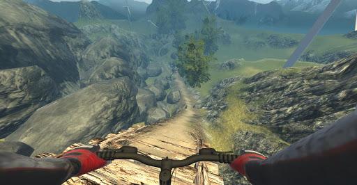 MTB DownHill: Multiplayer screenshot 1