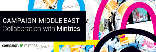campaign middle east collaboration announcement with mintrics
