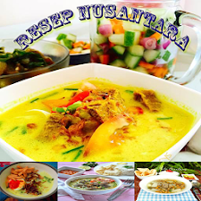 Recipe collection Nusantara