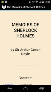 The Memoirs of Sherlock Holmes - screenshot