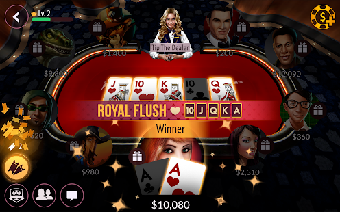 Download Zynga Poker – Texas Holdem APK for Laptop