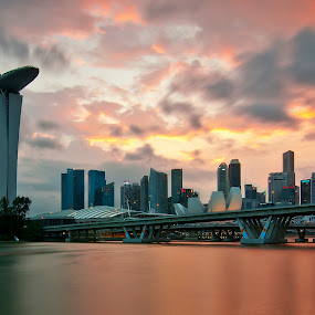 Sunset by Tim Teo - Buildings & Architecture Other Exteriors