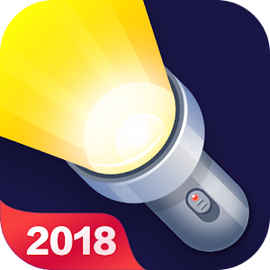 Super flashlight with SOS light, Screen Light, Call Flash  & Notification Blink APK Icon