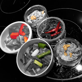 For A Stir-Fry by Michael Villecco - Food & Drink Ingredients