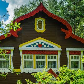 Mandrogi by Zdenka Rosecka - Buildings & Architecture Homes