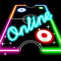 Glow Air Hockey Online