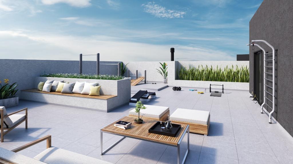 Apartamento com 2 dormitórios à venda, 49 m² por R$ 163.900 - Centro - Araucária/PR