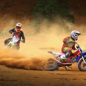 The Duel by Alamsyah Rauf - Sports & Fitness Other Sports ( racing, motorcross, sport )