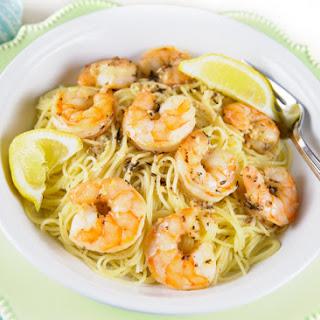 Lemon Thyme Shrimp Recipes