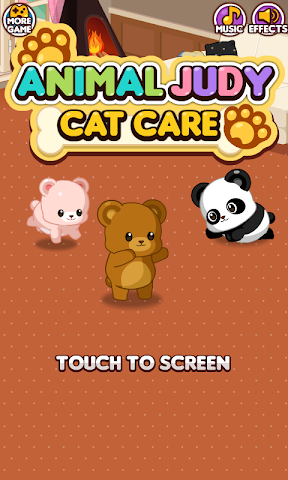 android Animal Judy: Bear care Screenshot 0