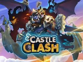 Screenshot of Konflik Kastil : Castle Clash